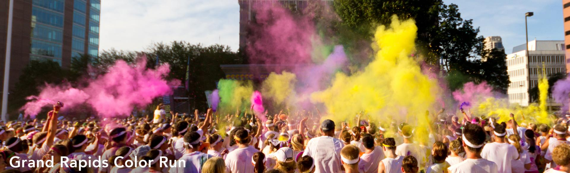 Grand Rapids Color Run