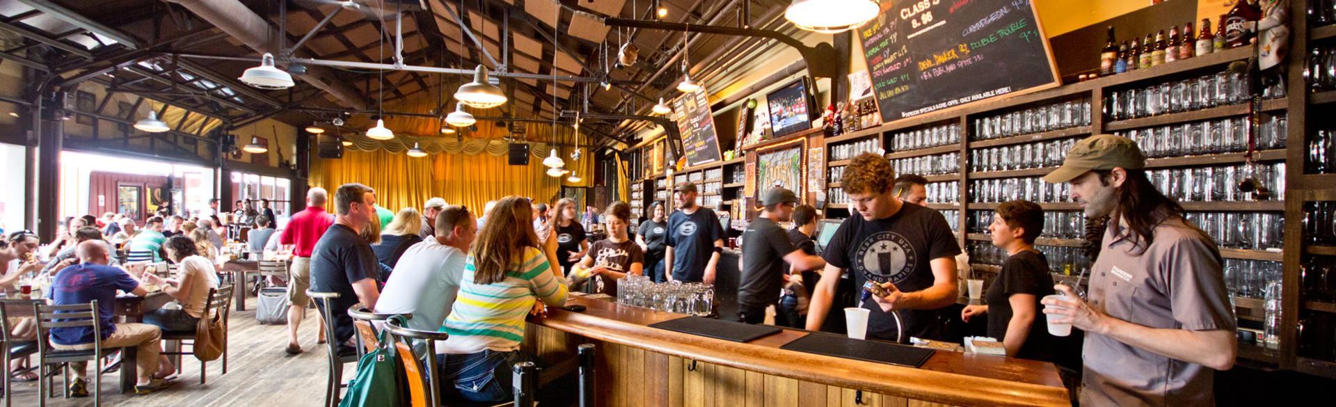 Bar at Founder's