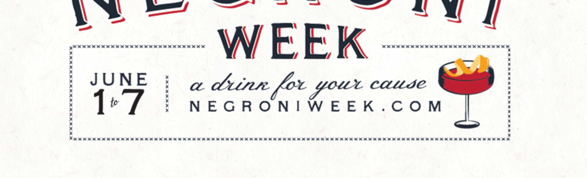 Negroni Week Logo