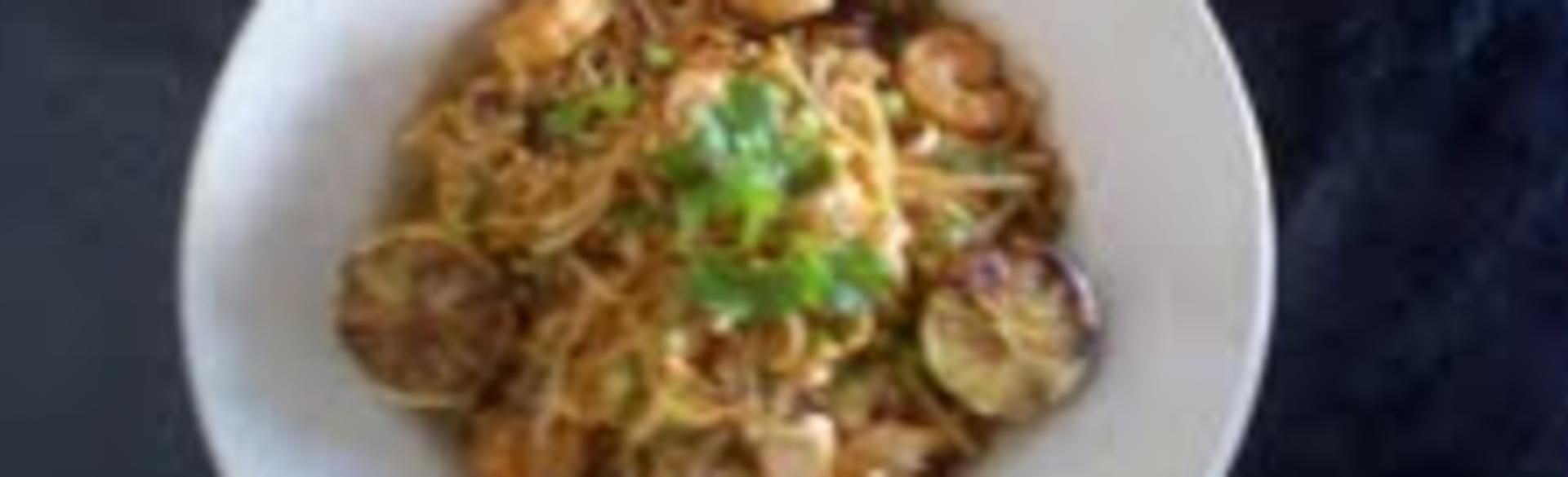 One Trick Pony Thai Dish