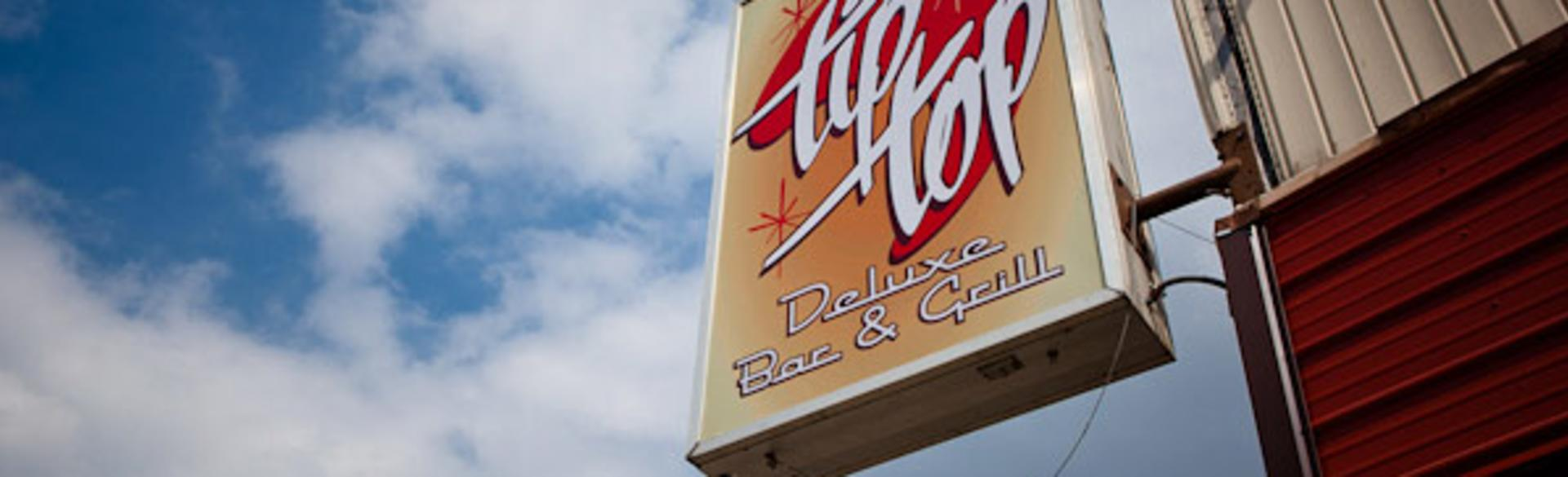 Tip Top Deluxe Bar & Grill