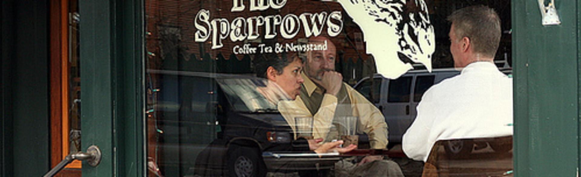 The Sparrows Coffee Shop
