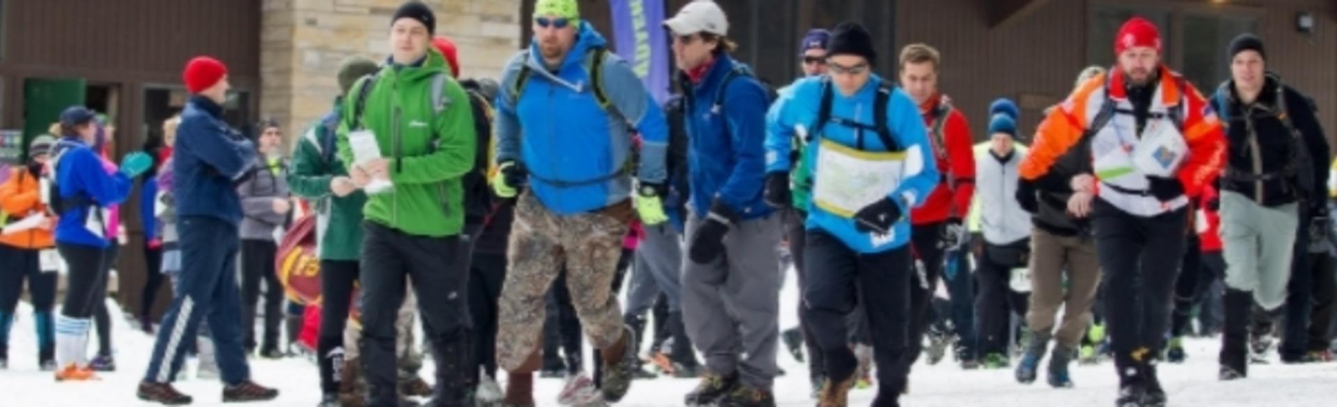 Winter Adventure Race 4