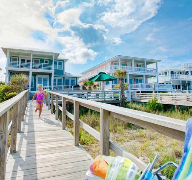 Kure Beach Homes