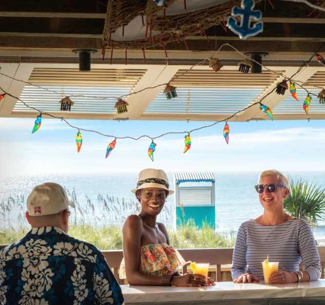 Hampton Tiki Bar