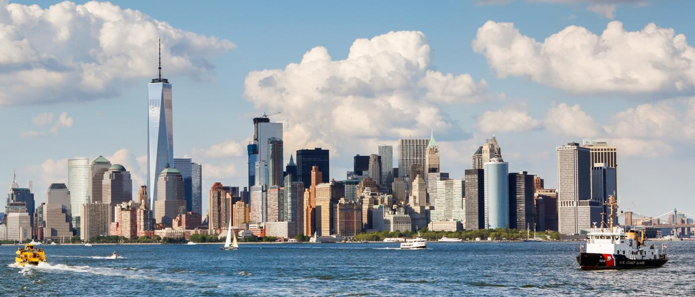 Lower Manhattan, Skyline, NYC,
