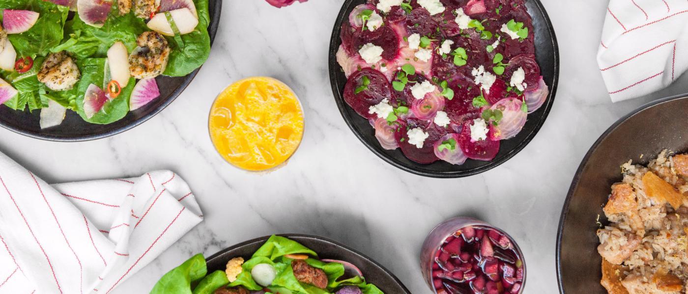 ABC Cocina, interior, food
