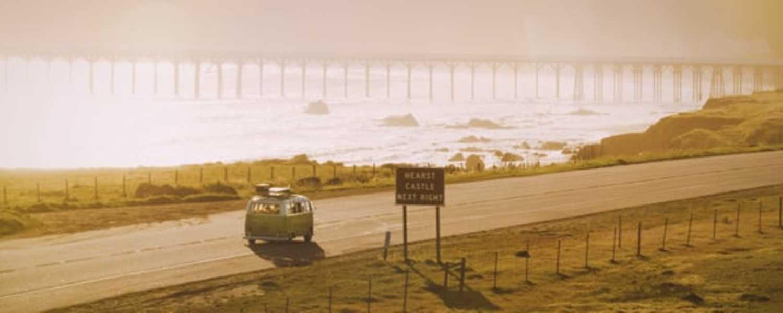 San Simeon Video Postcard