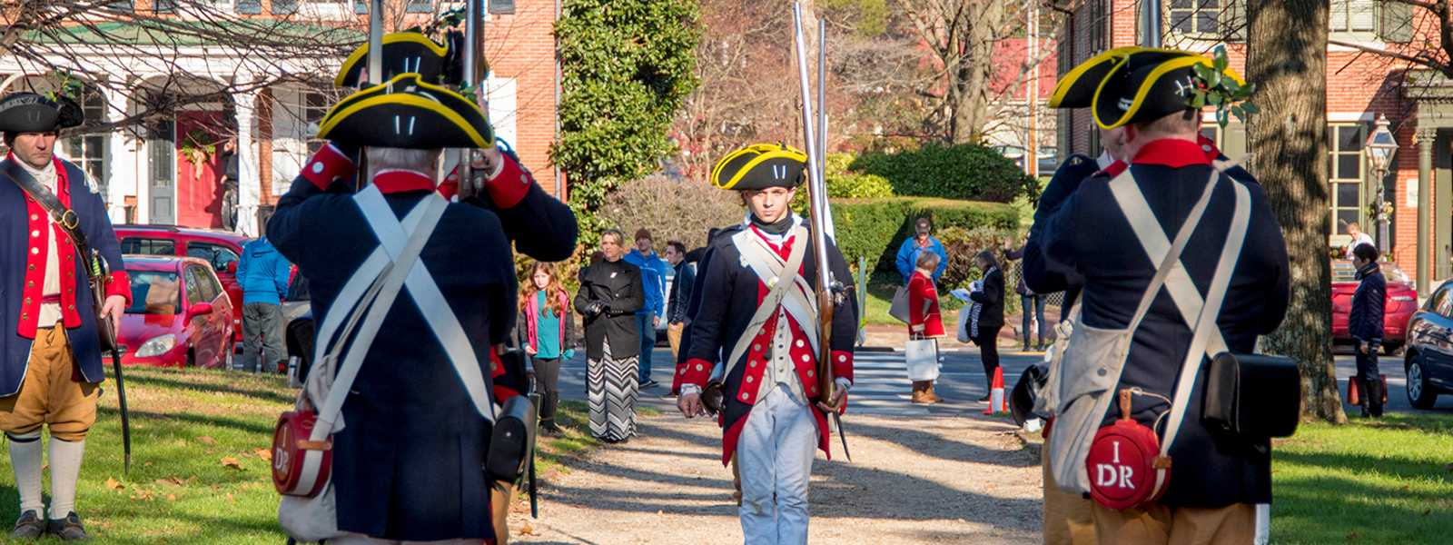 Odessa, Delaware Colonial Reenactment