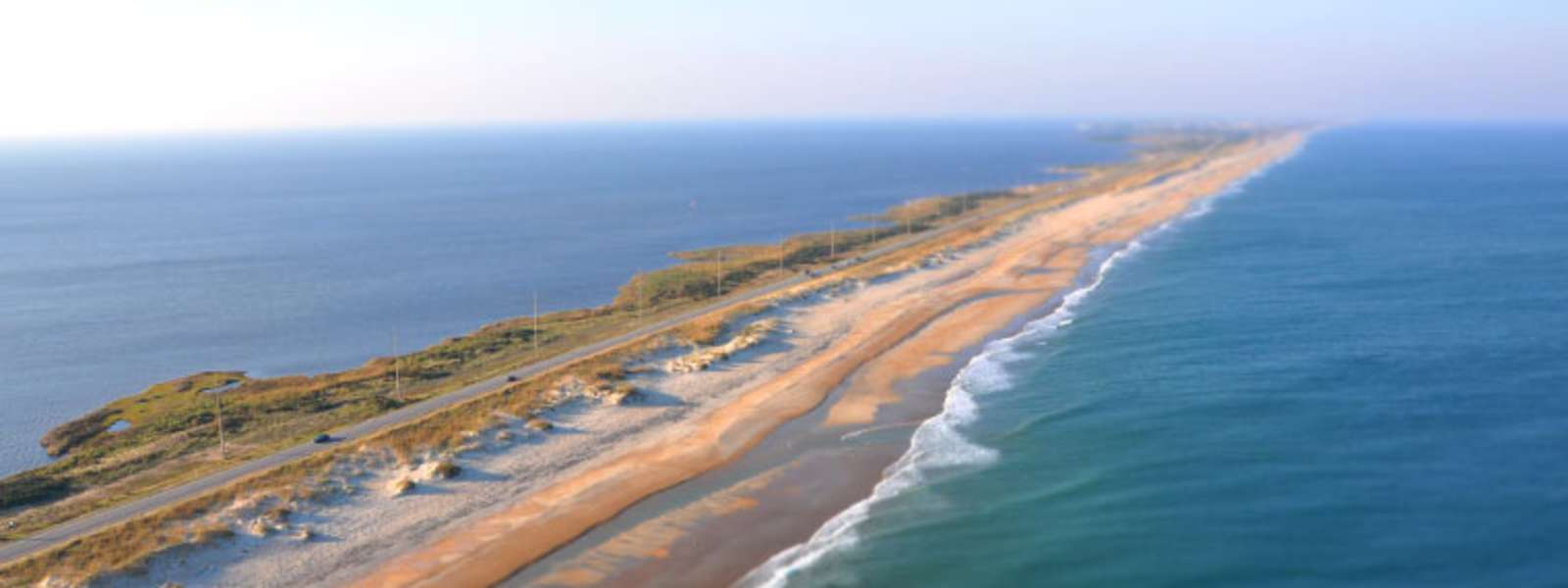 Hatteras The Outer Banks Nc Vacations Beach Als Motels Things To Do North Carolina