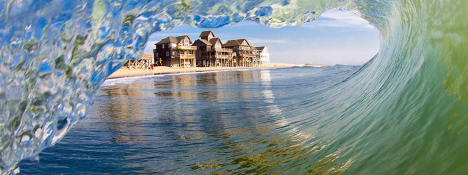 Waves - The Outer Banks - NC Vacations: Beach Rentals, Condos ...