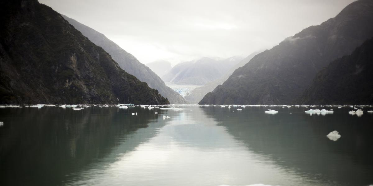 Tracy Arm Gap