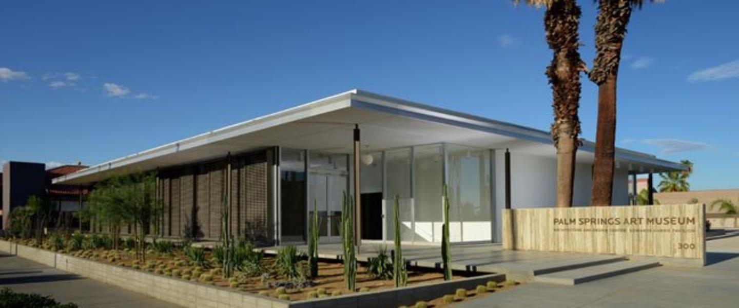 Palm Springs Art Museum Architecture and Design Center Salutes ...