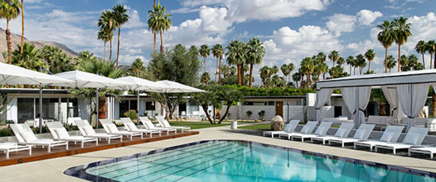 Five Resorts In Greater Palm Springs Receive Condé Nast Traveler 8217 S 2017 Readers Choice Awards