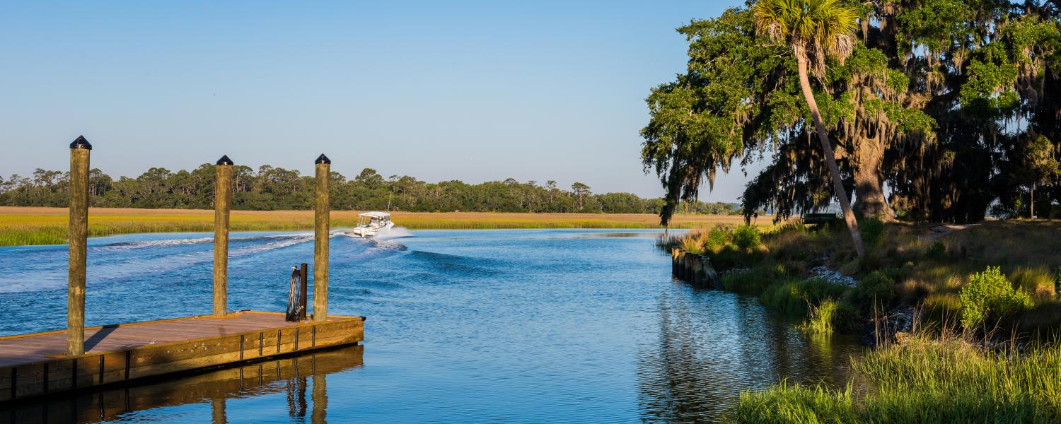 Little. St. Simons Island Day Trips