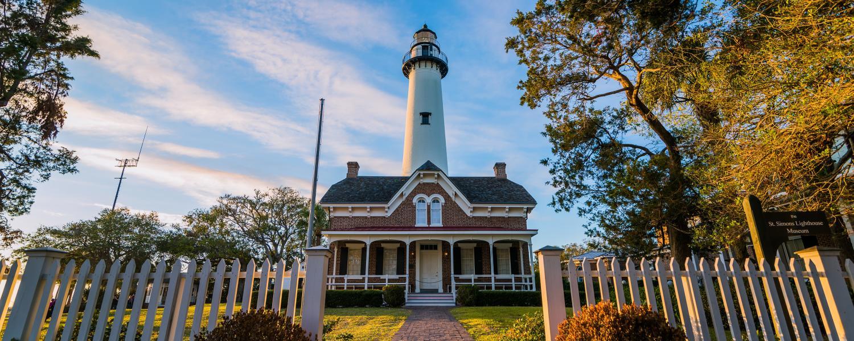 St. Simons Island History