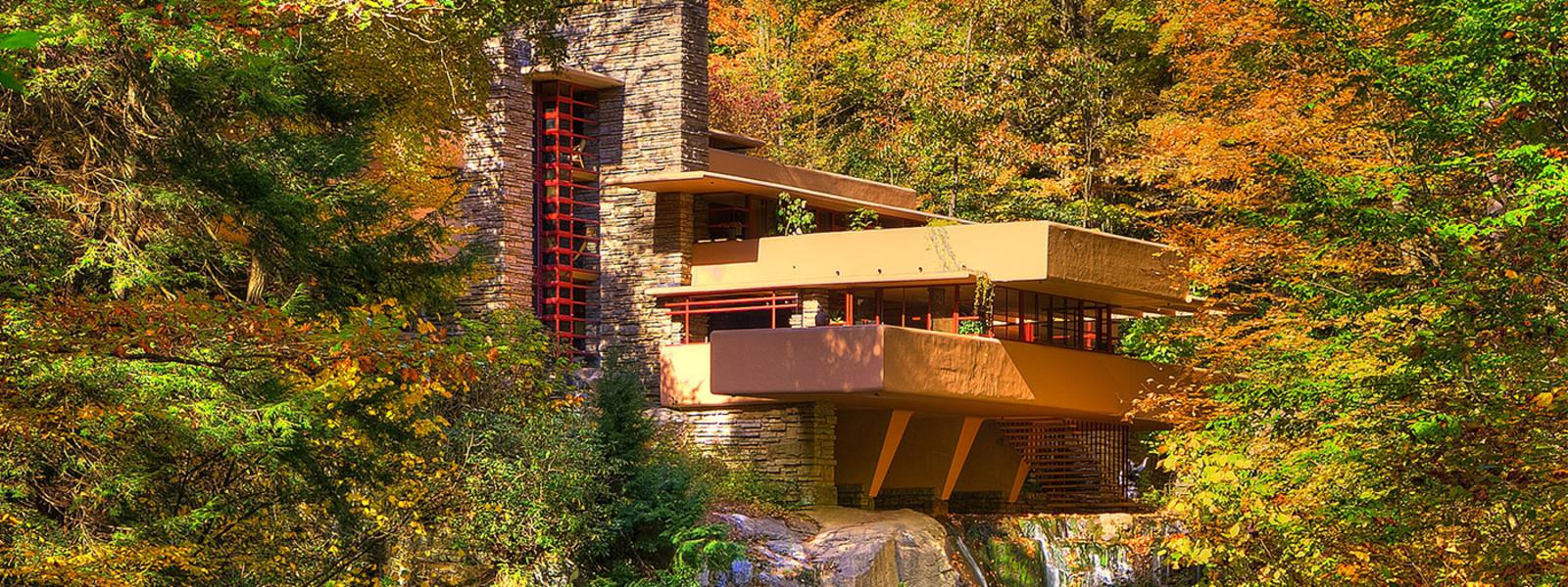 Laurel Highlands, PA Frank Lloyd Wright | Fallingwater Tours