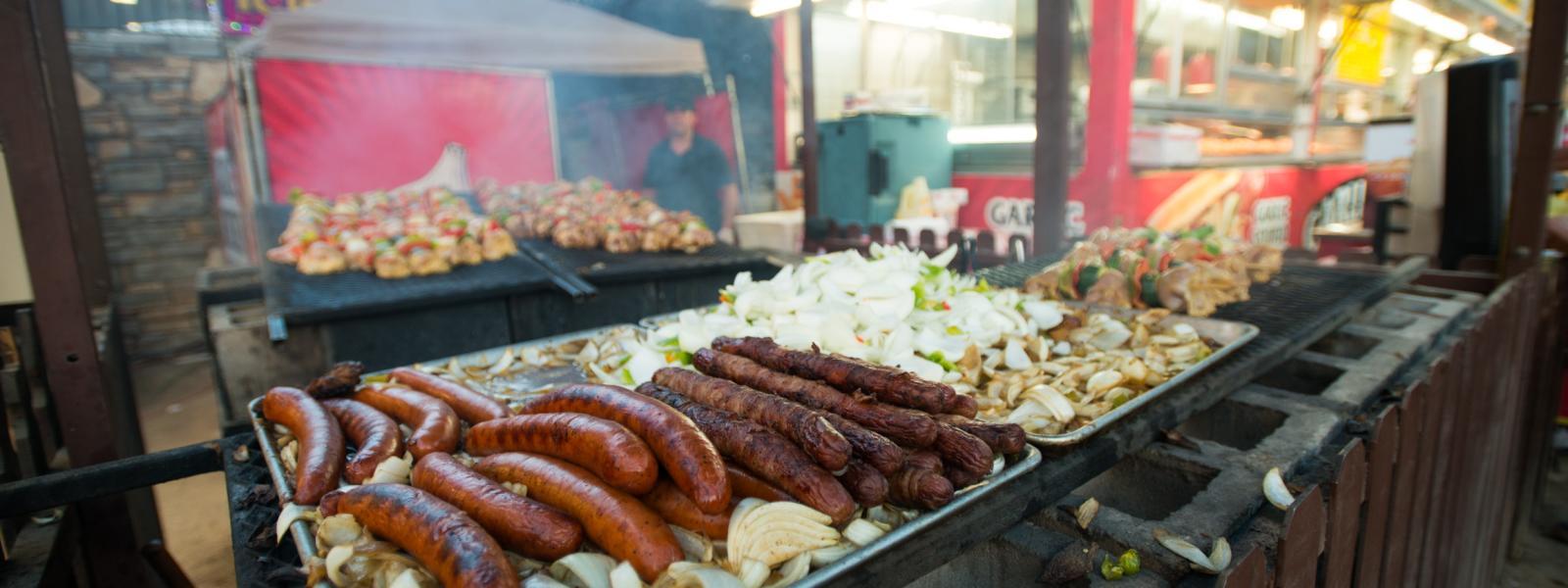 Mid-State Fair Eats