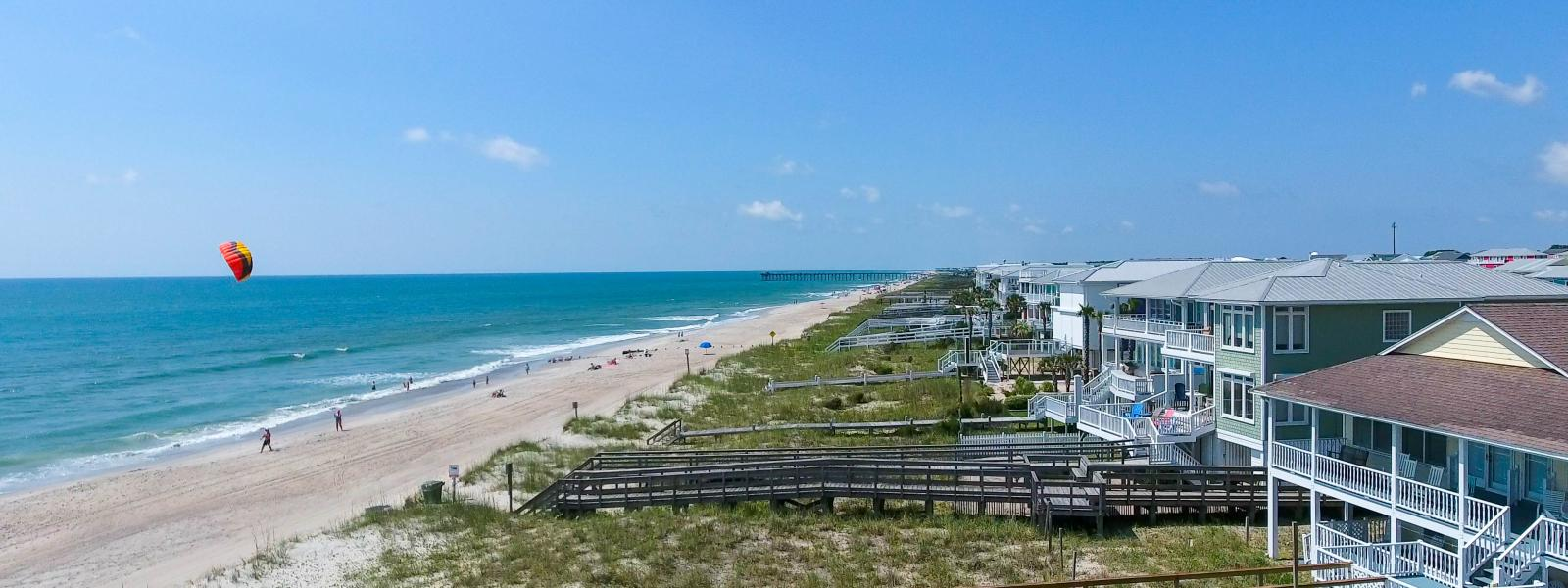 About Kure Beach Nc Island Information