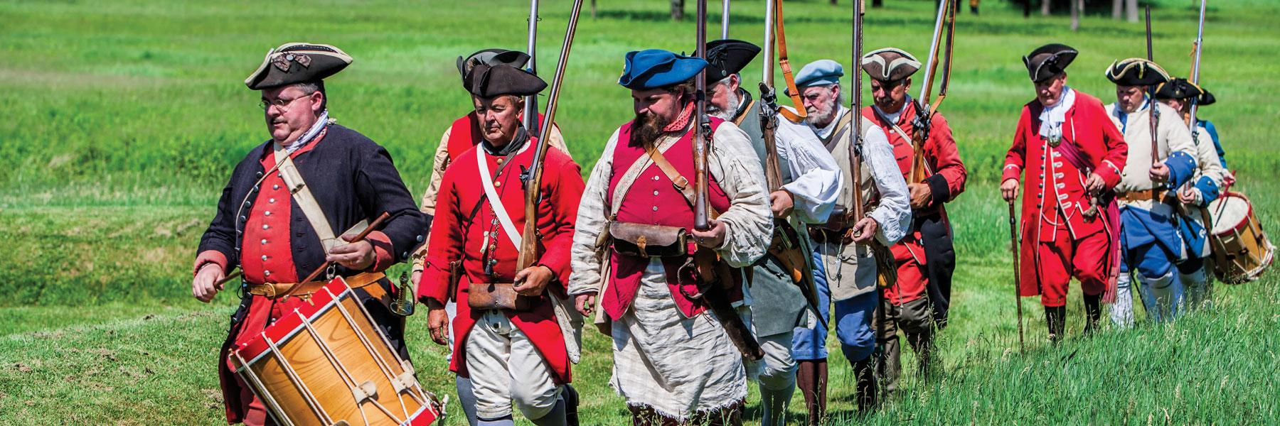 National Parks - Fort Necessity