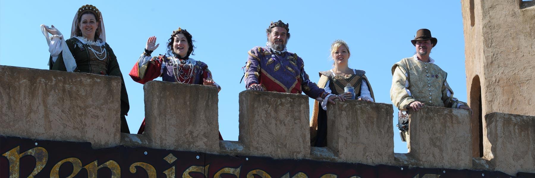 Renaissance Festival Header