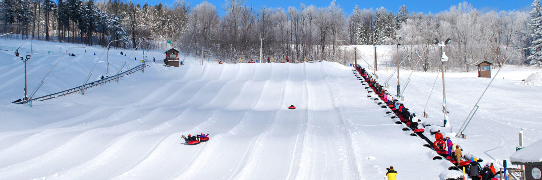 Seven Springs Snow Tubing Park