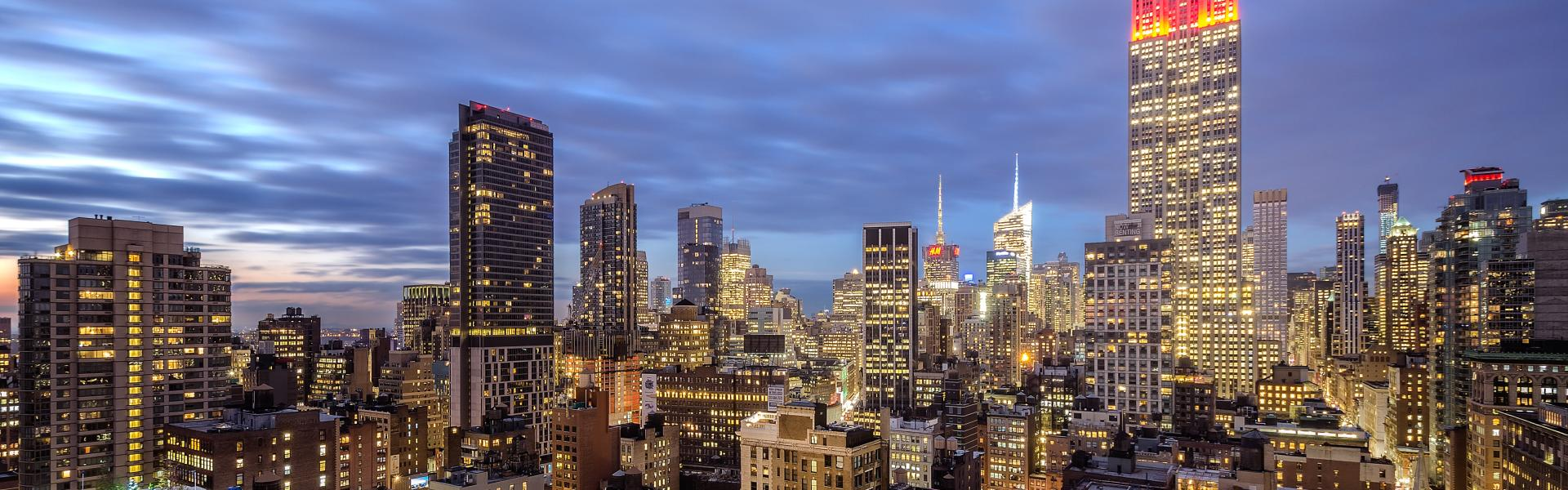 230 Fifth Rooftop, Empire State Building View, Skyline