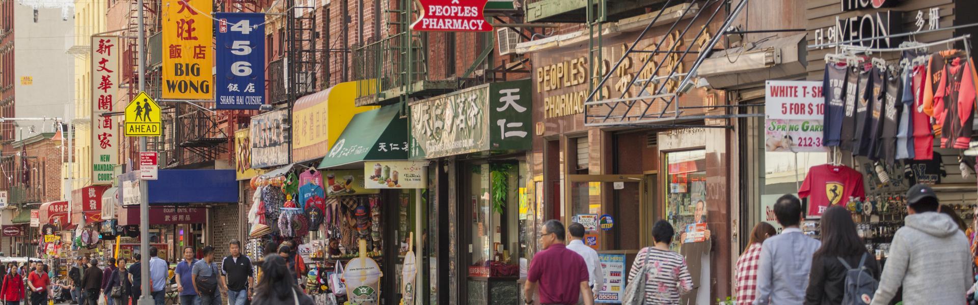 Chinatown,