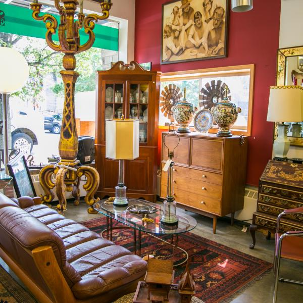 Stunning Vintage Shopping Guide With Furniture Stores Bloomington