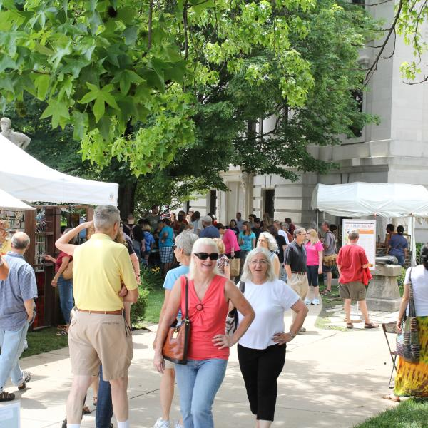 Arts Fair on the Square