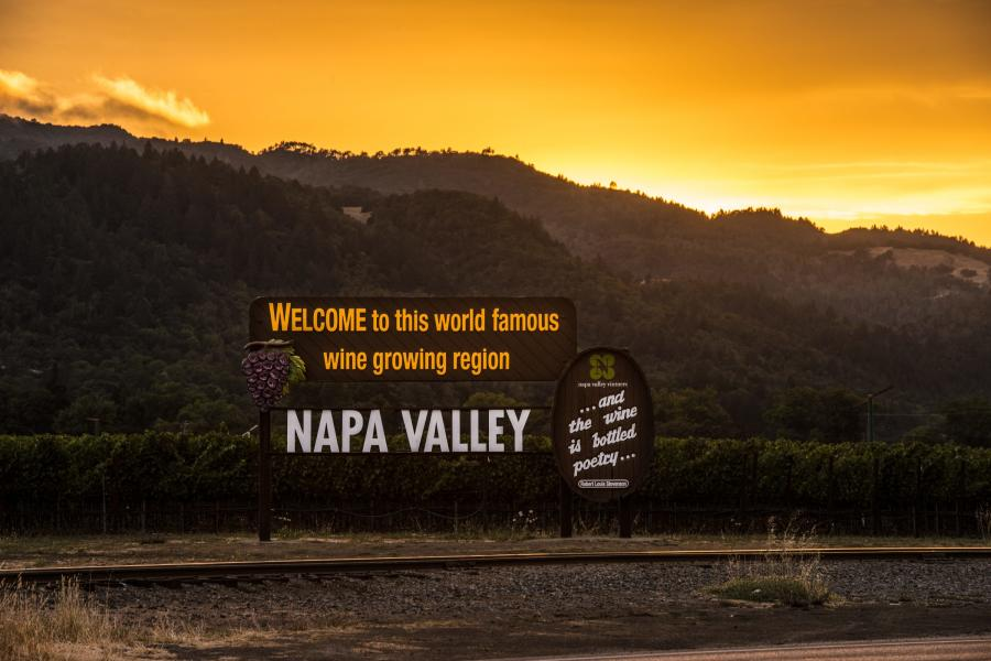 The Most Photographed Places In Napa Valley The Visit Napa - 11 amazing attractions and activities in napa valley