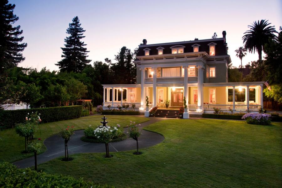 wine rental breakfast bb bed vacation inn napa and country lodging wayside valley calistoga