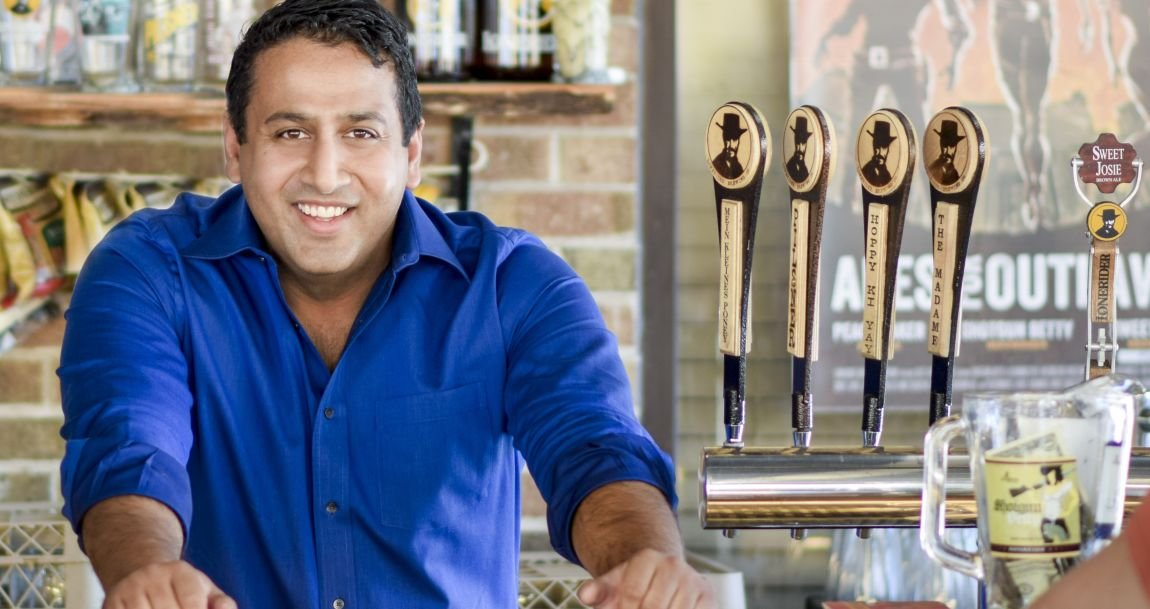 Sumit Vohra | Lonerider Brewing Company in Raleigh, N.C.