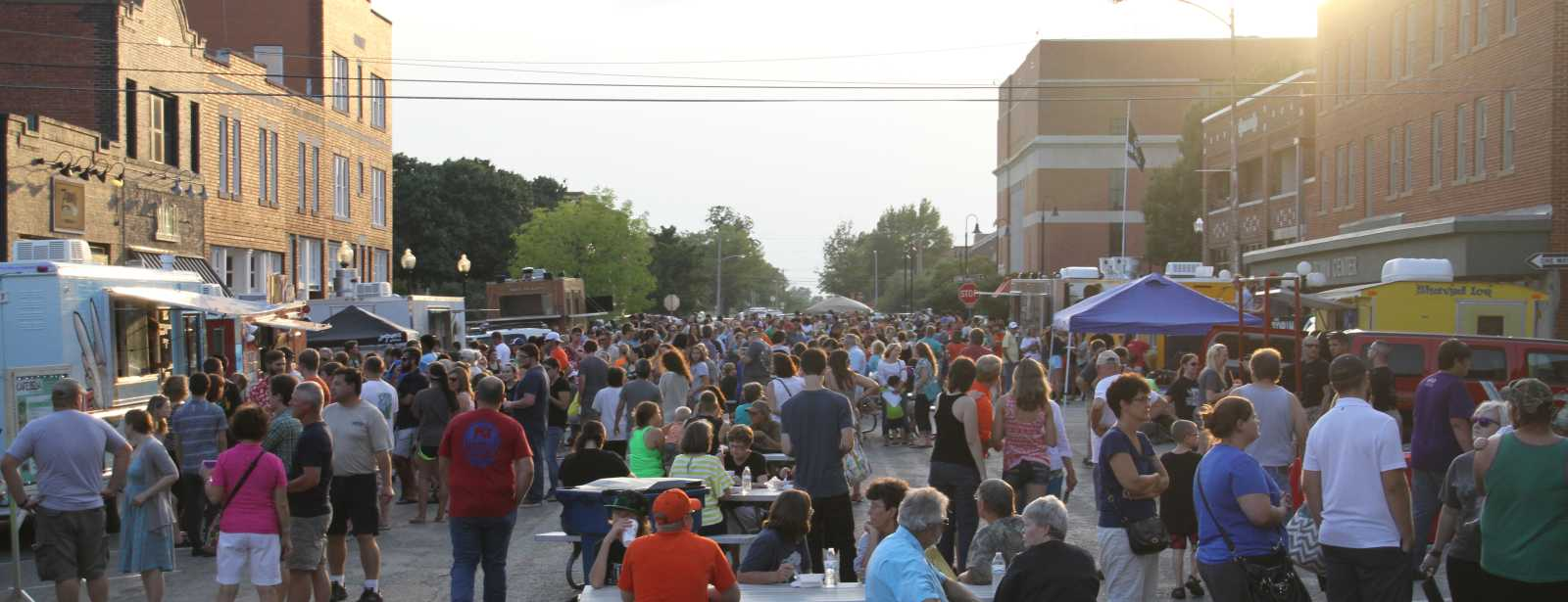 Downtown Food Truck Festival