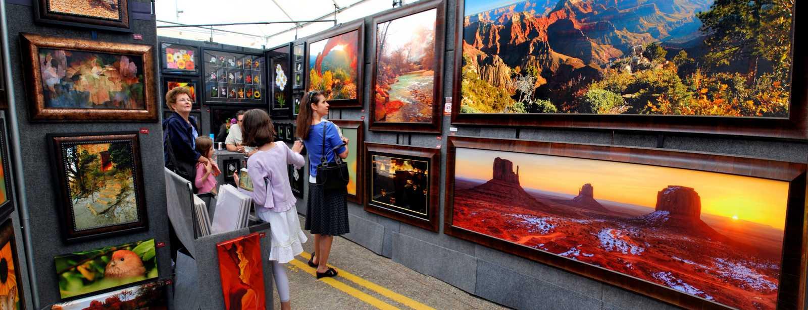 Stillwater Arts Festival Day