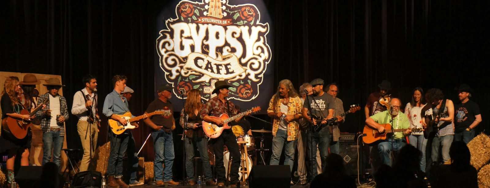 Gypsy Cafe Finalé