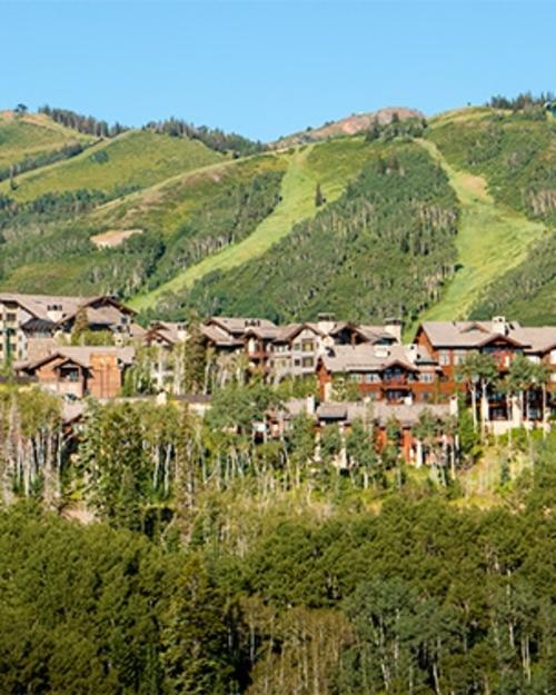 Deer Valley Resort Slopeside Lodging