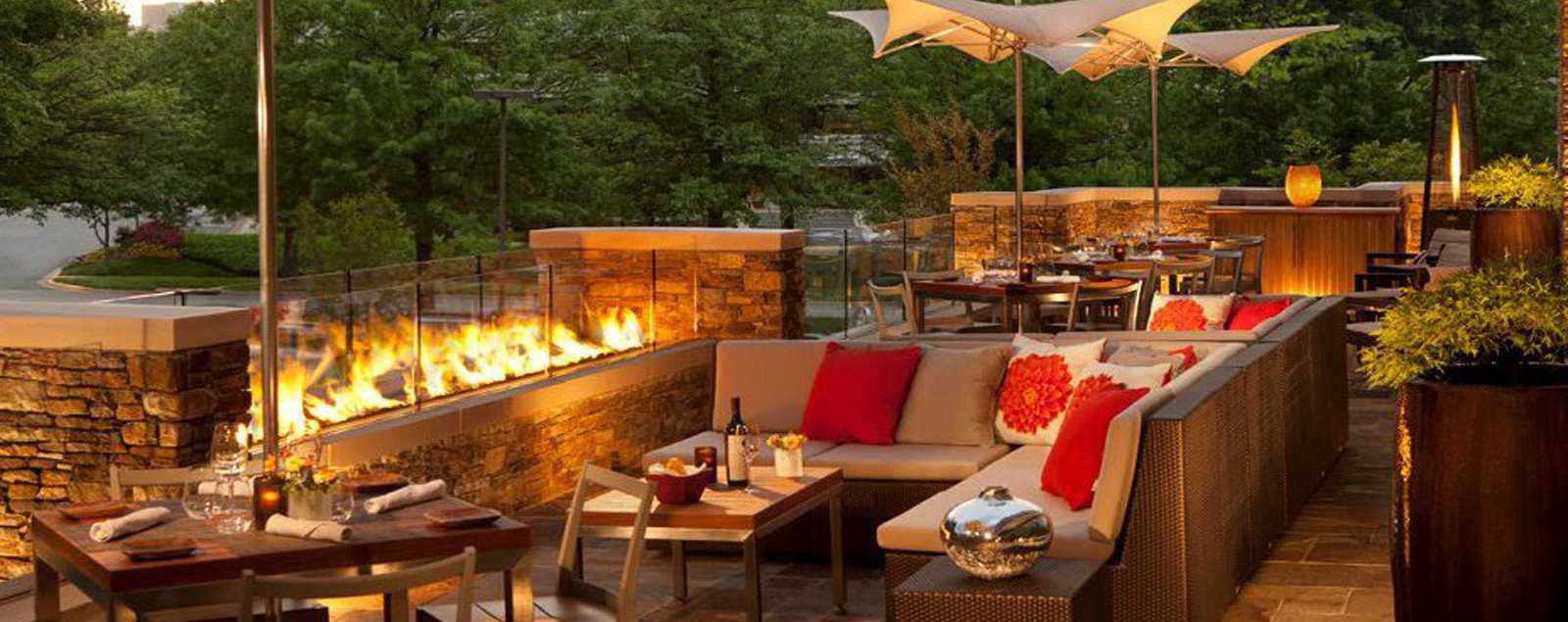 Outdoor Patios Outdoor Dining & Restaurants With Patios  Fairfax County Virginia