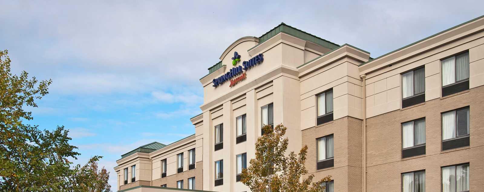 Springhill Suites Centreville Hotels