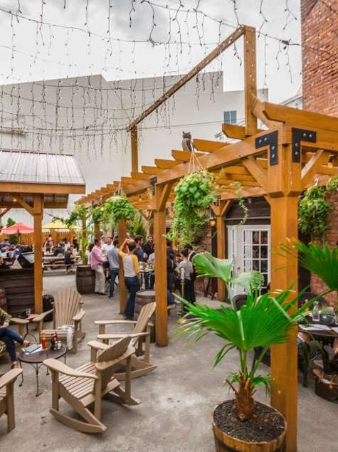 Summer on the Patio: Downtown