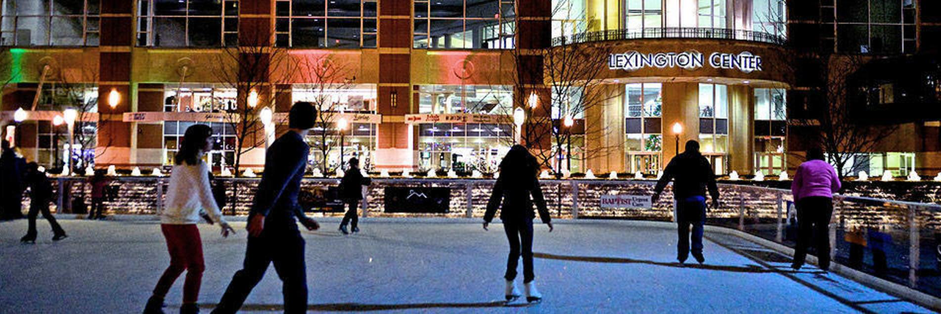 Ice Rink at Triangle Park
