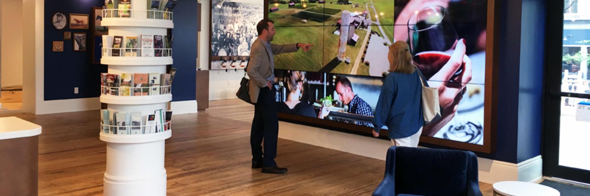 New Lexington Visitors Center