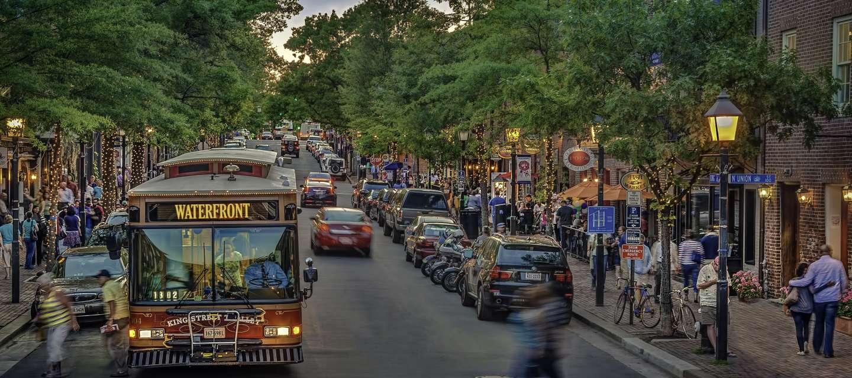 Old Town Alexandria VA Neighborhoods