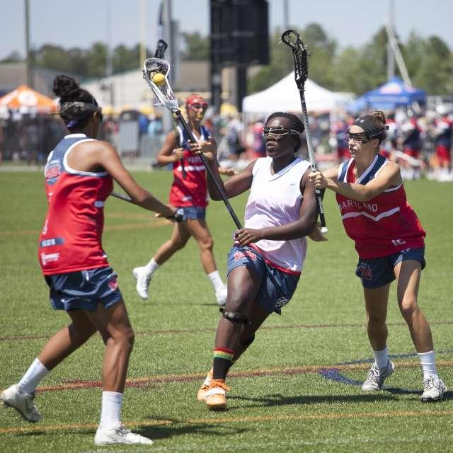 Girls Lacrosse Sports Plex Sports