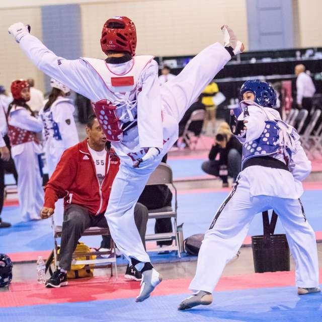 Taekwondo SQUARE