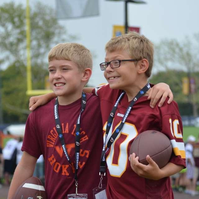 Redskins Camp