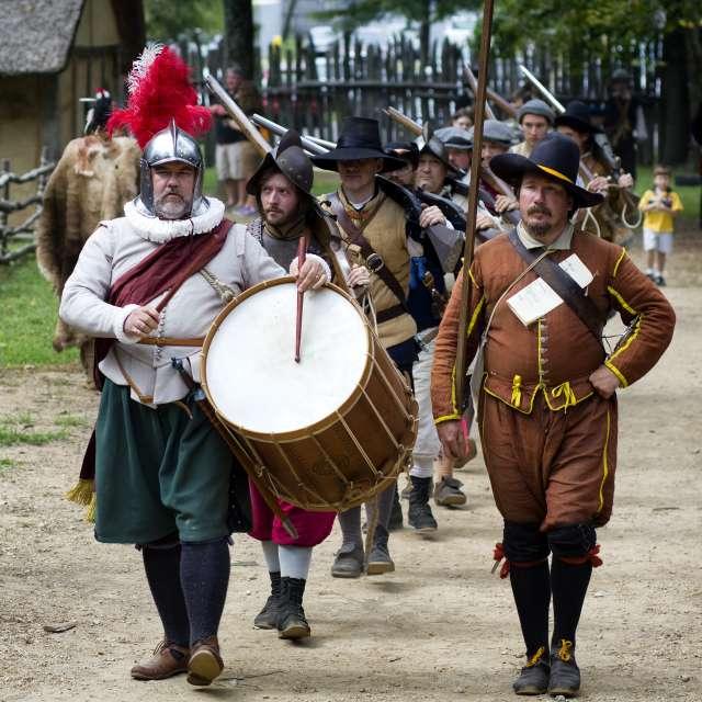 History Henricus SQUARE