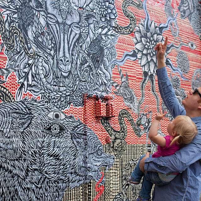 Street Art in Richmond, VA