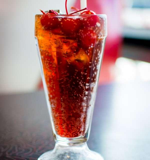 Hub City Diner Soda