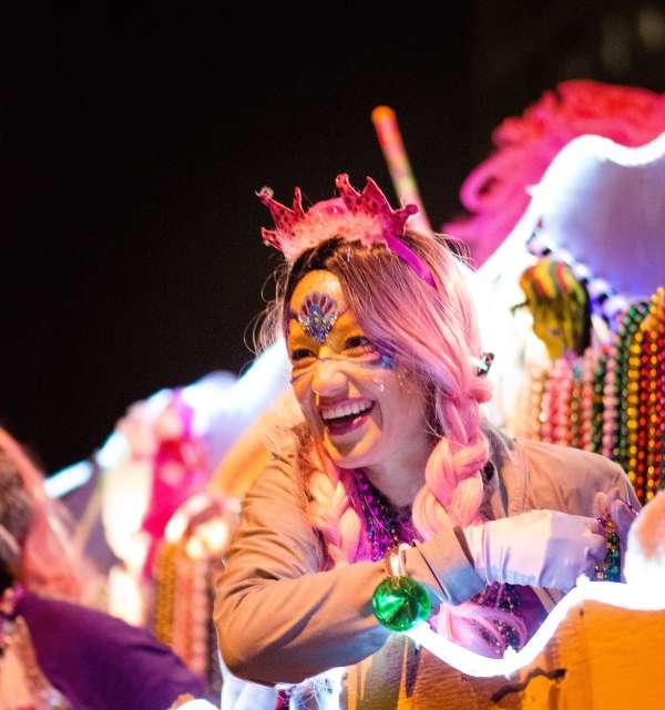 2018 Mardi Gras Queen's Parade